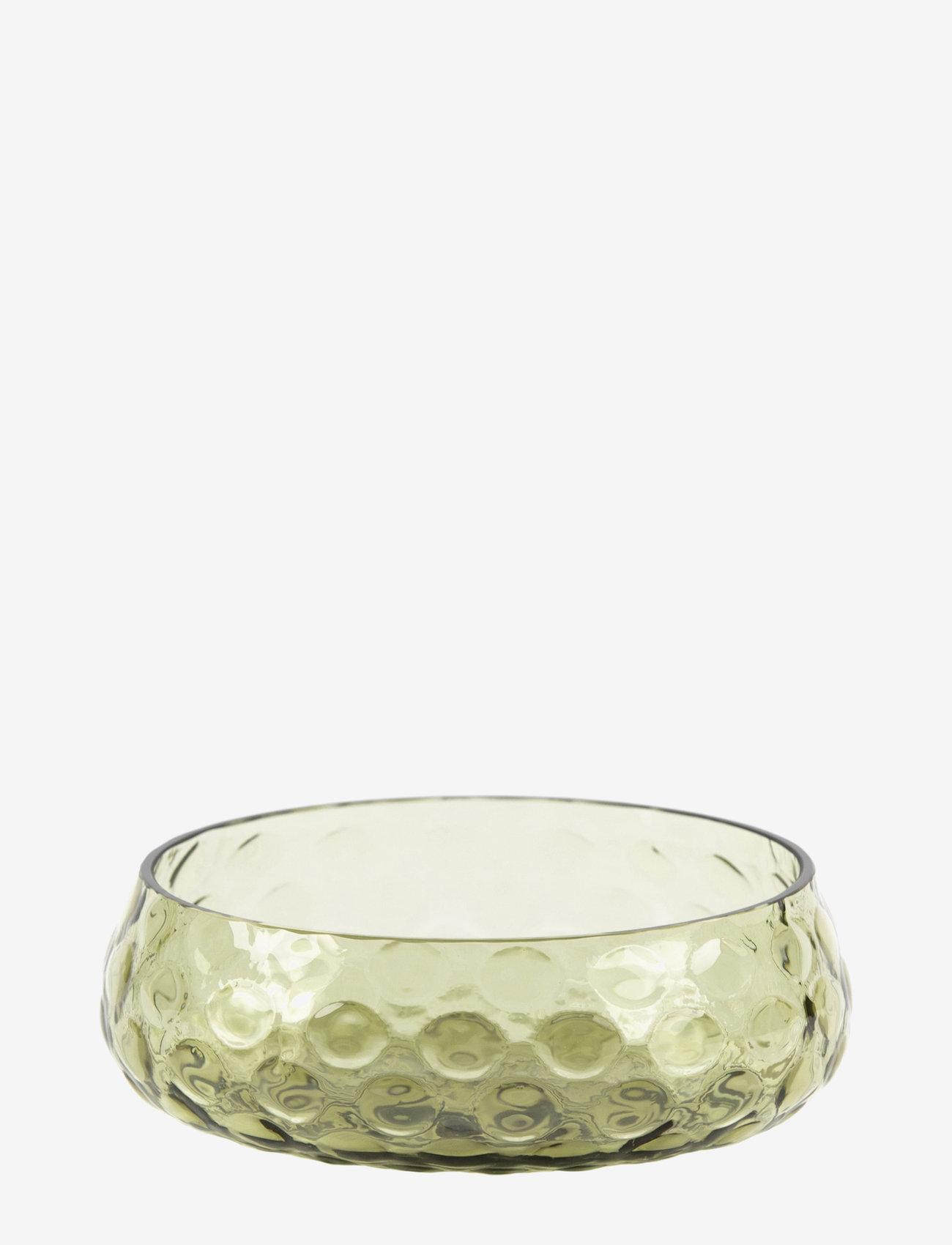 Kodanska - DANISH SUMMER BOWL - tarjoilukulhot - olive green - 0