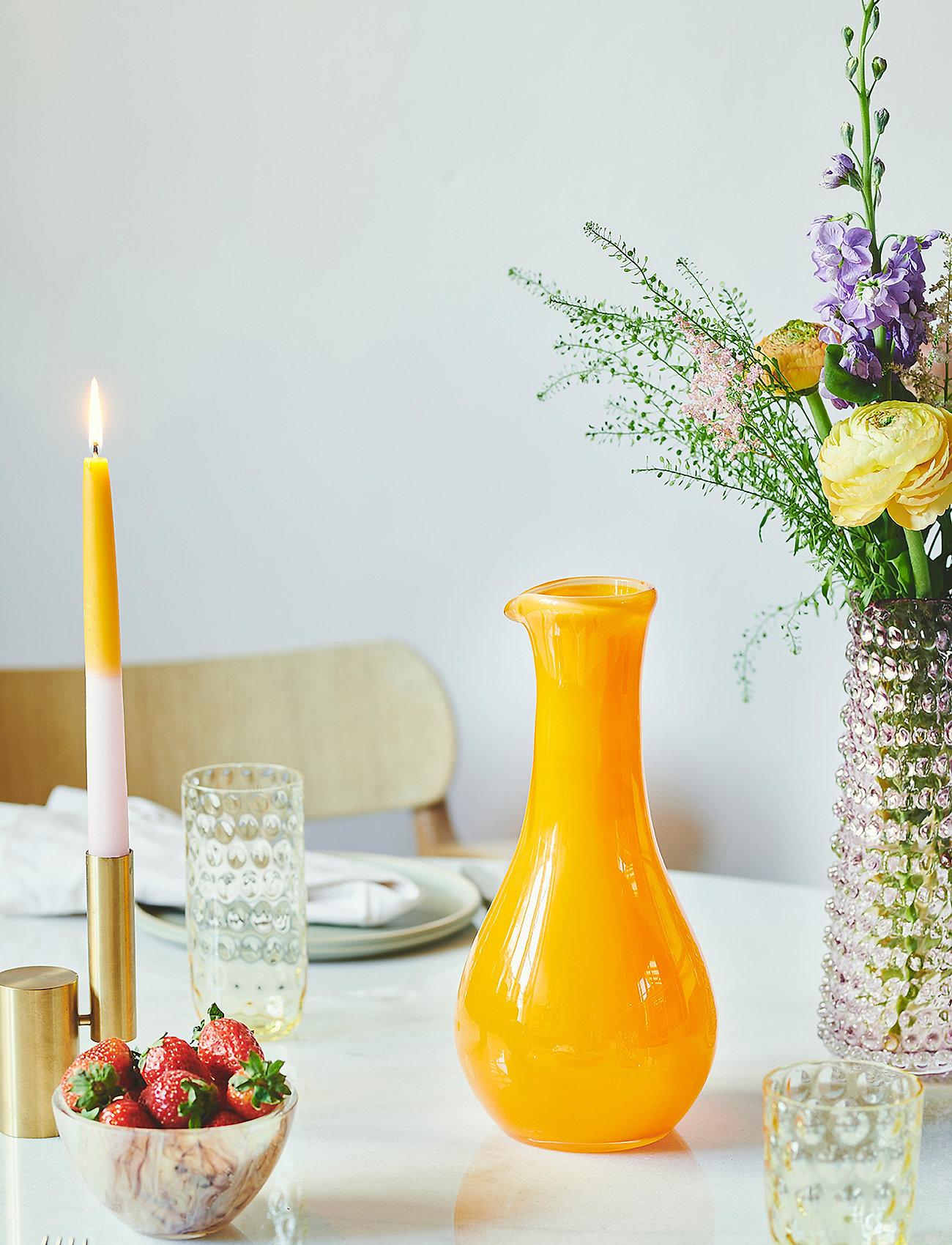 Kodanska - FLOW CARAFE - 100–200€ - orange w. dots - 1