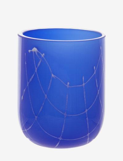 FLOW TUMBLER - juomalasit - blue w. print
