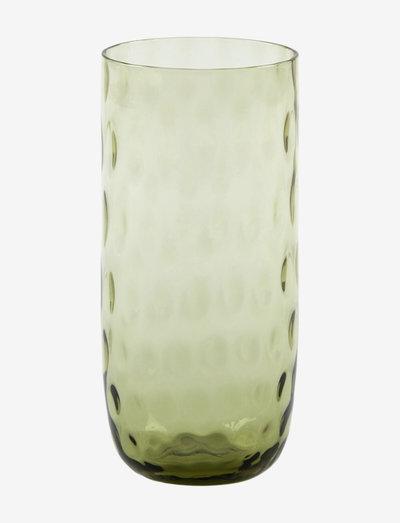 DANISH SUMMER LONGDRINK - juomalasit - olive green