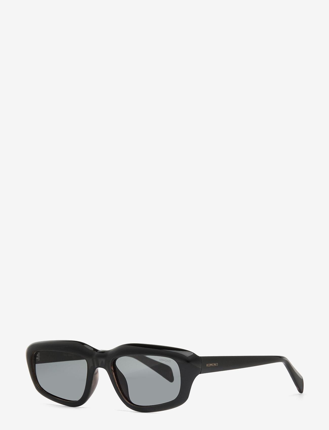 Komono - Matt - d-shaped - black tortoise - 1