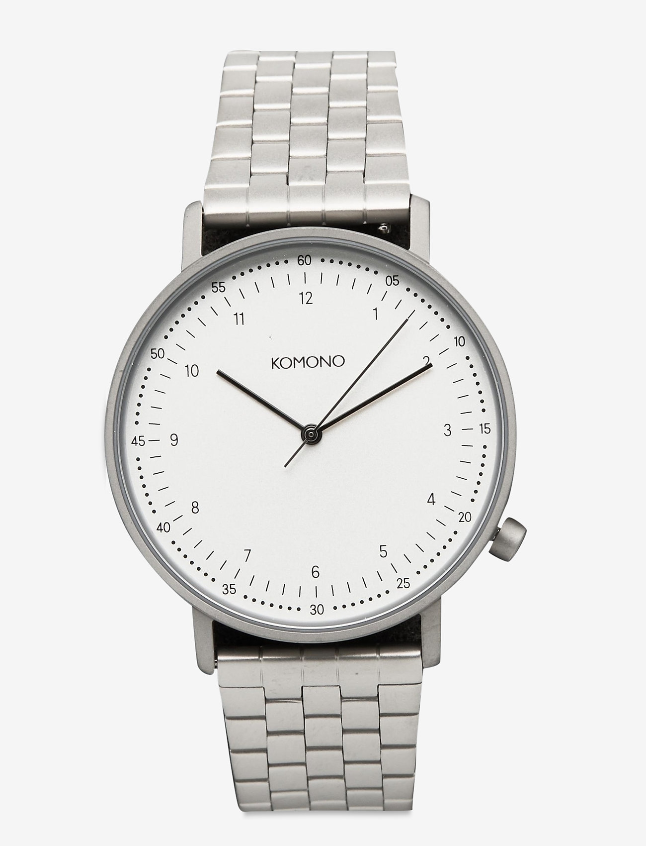 Komono - Lewis Estate - watches - silver - 0