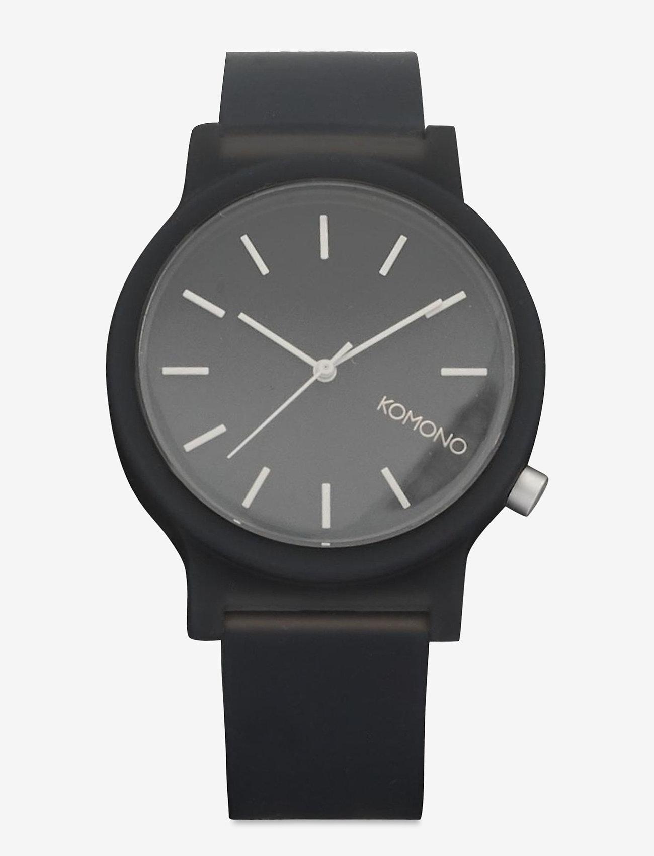 Komono - Mono - watches - black glow - 0