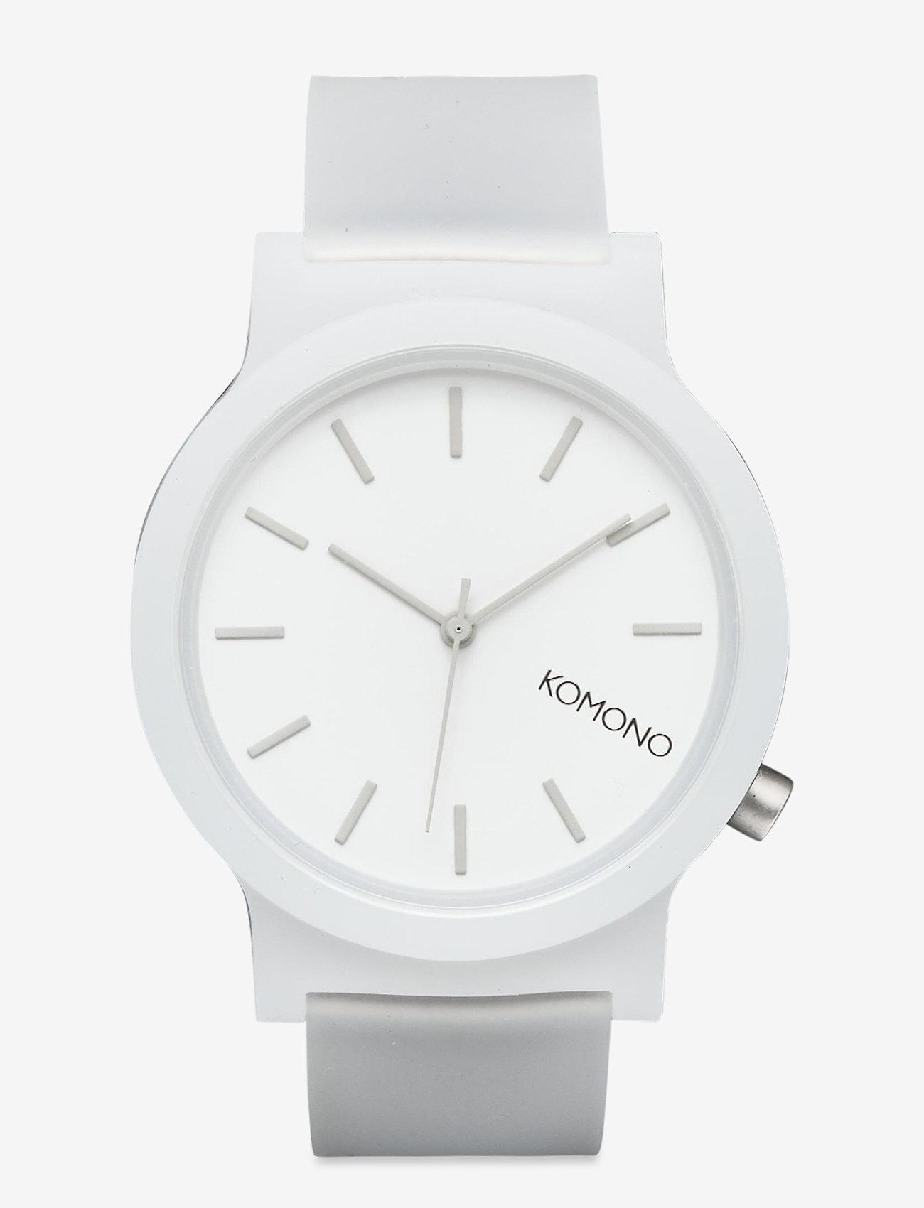 Komono - Mono - watches - white glow - 0