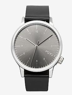 Winston Regal - horloges - black