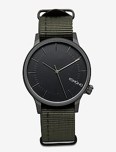 Winston Regal - watches - nato green