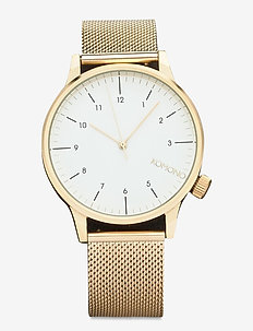 Winston Royale - watches - gold white