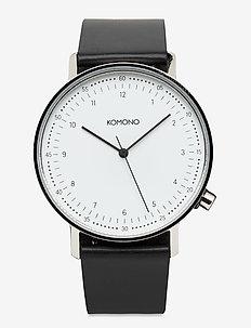 Lewis - horloges - black