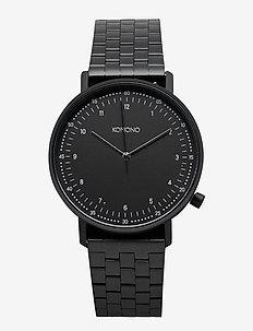 Lewis Estate - montres - black