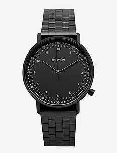 Lewis Estate - horloges - black