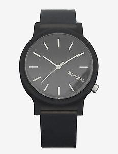 Mono - horloges - black glow