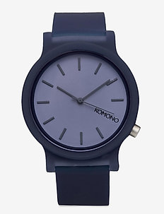 Mono - horloges - navy glow