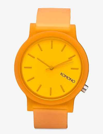 Mono - ure - neon orange glow