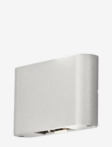 Chieri wall adj 2x6W LED - wall lamps - white