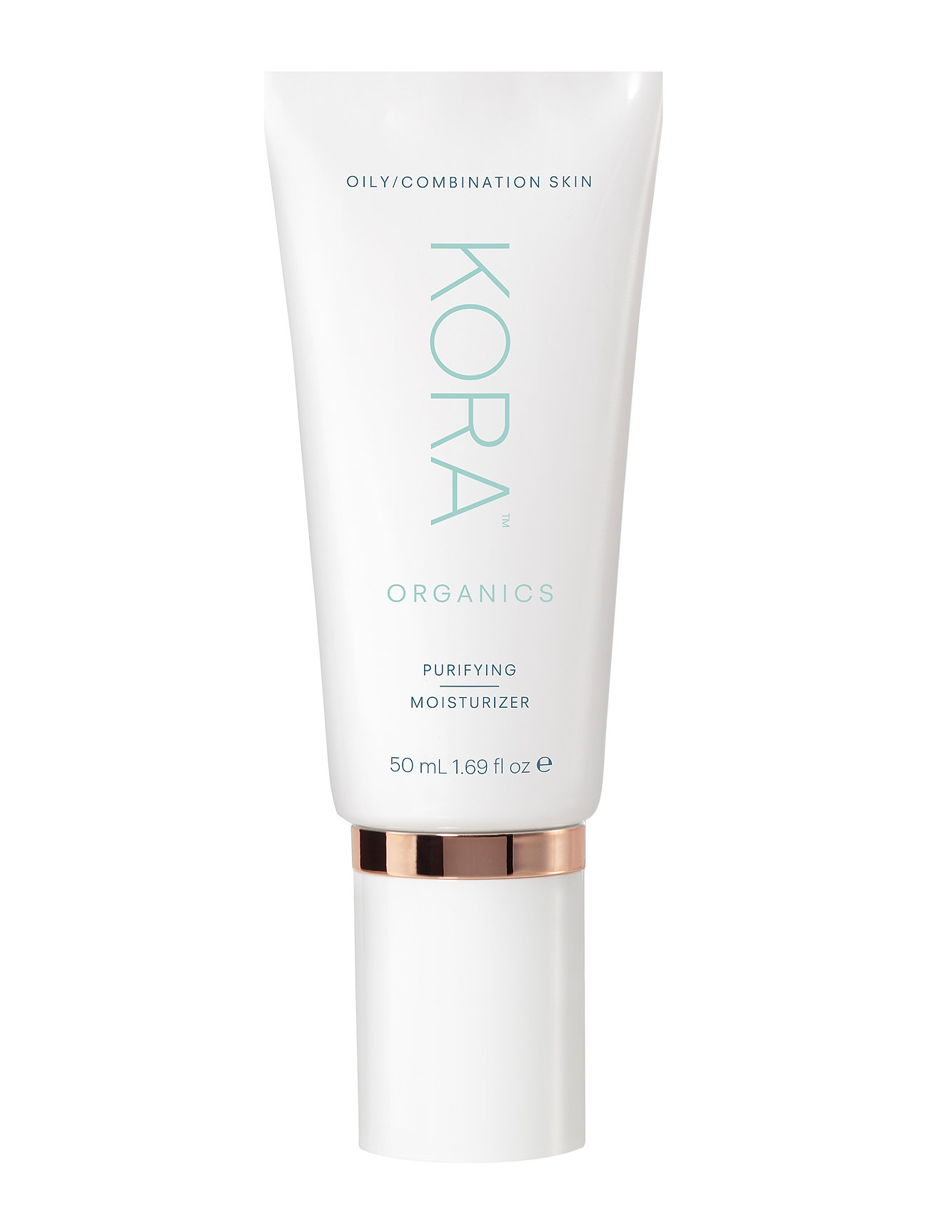 Image of Purifying Moisturizer Beauty WOMEN Skin Care Face Day Creams Nude Kora Organics (3350773613)