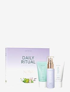 Daily Ritual Kit - Sensitive - CLEAR/TRANSPARANT