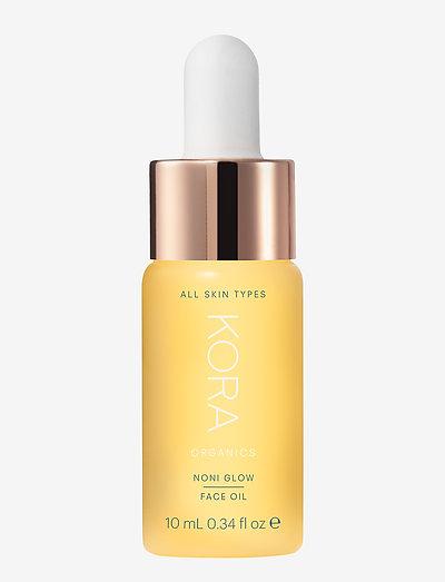 Noni Glow Face Oil 10ml - kasvoöljyt - clear/transparant