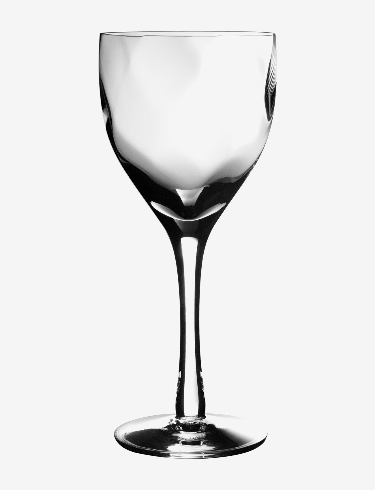 Kosta Boda - CHATEAU WINE 20CL - vinglass - clear - 0