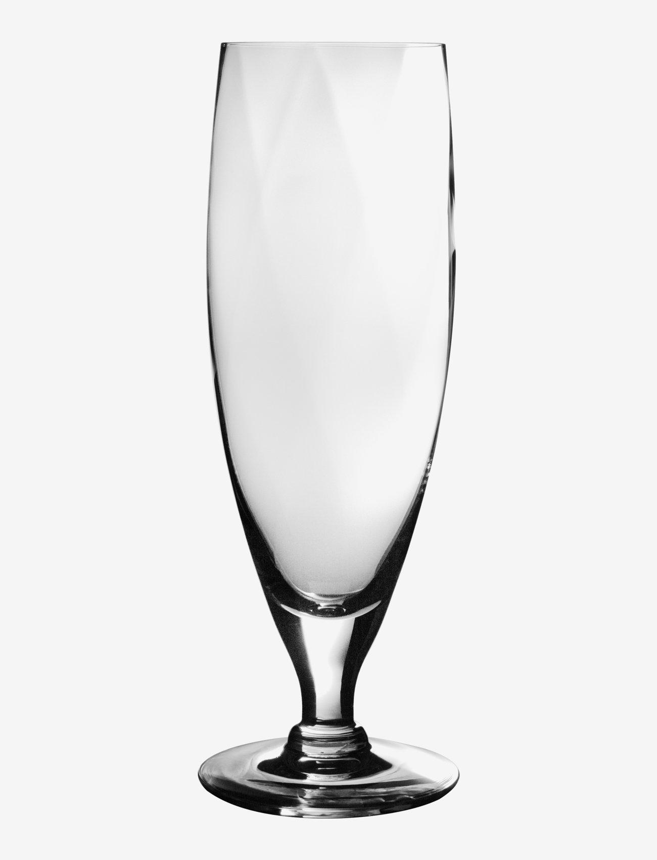 Kosta Boda - CHATEAU BEER 41 CL (35 CL) - Ølglass - clear - 0
