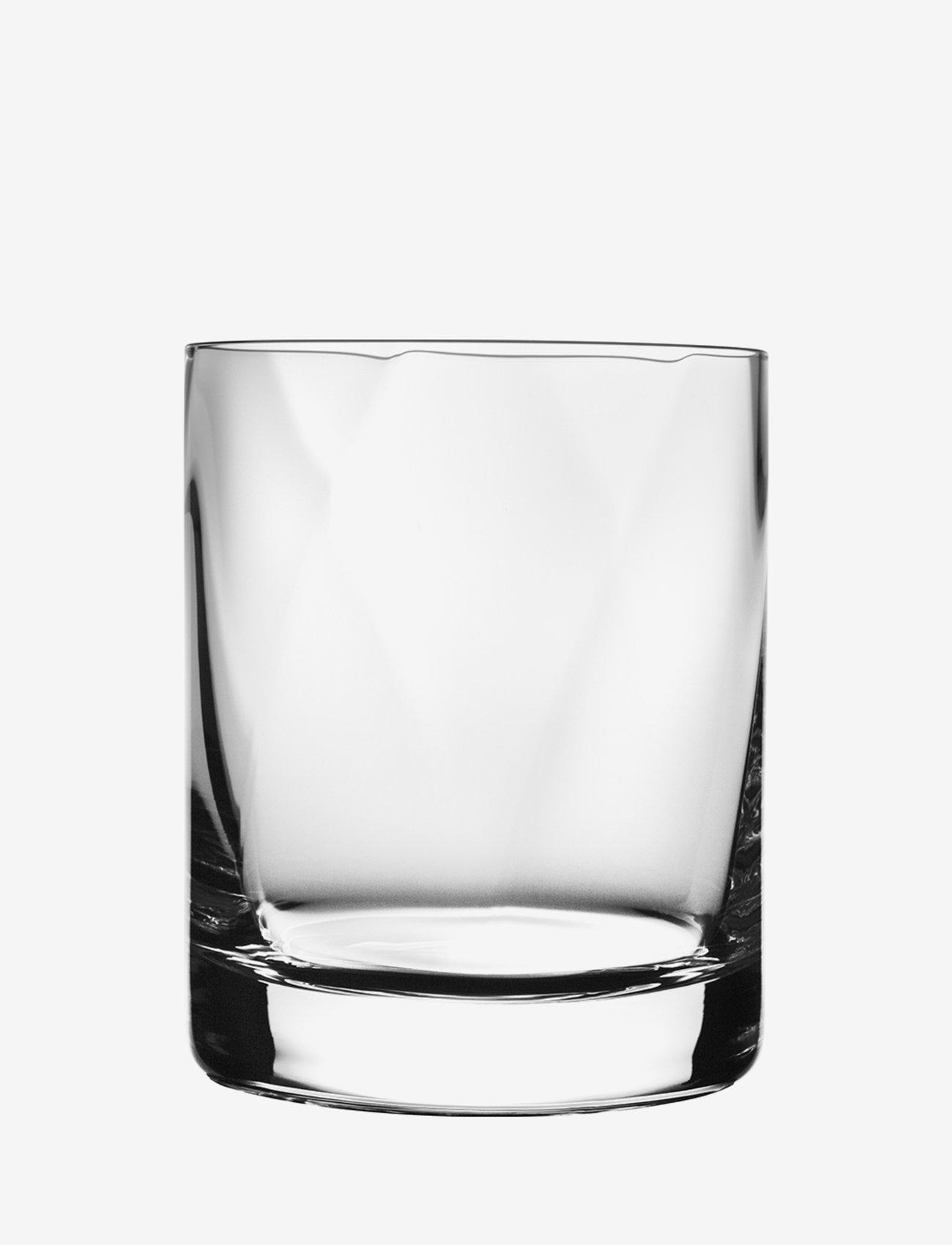 Kosta Boda - CHATEAU TUMBLER 27 CL (20CL) - whiskyglass & cognacglass - clear - 0