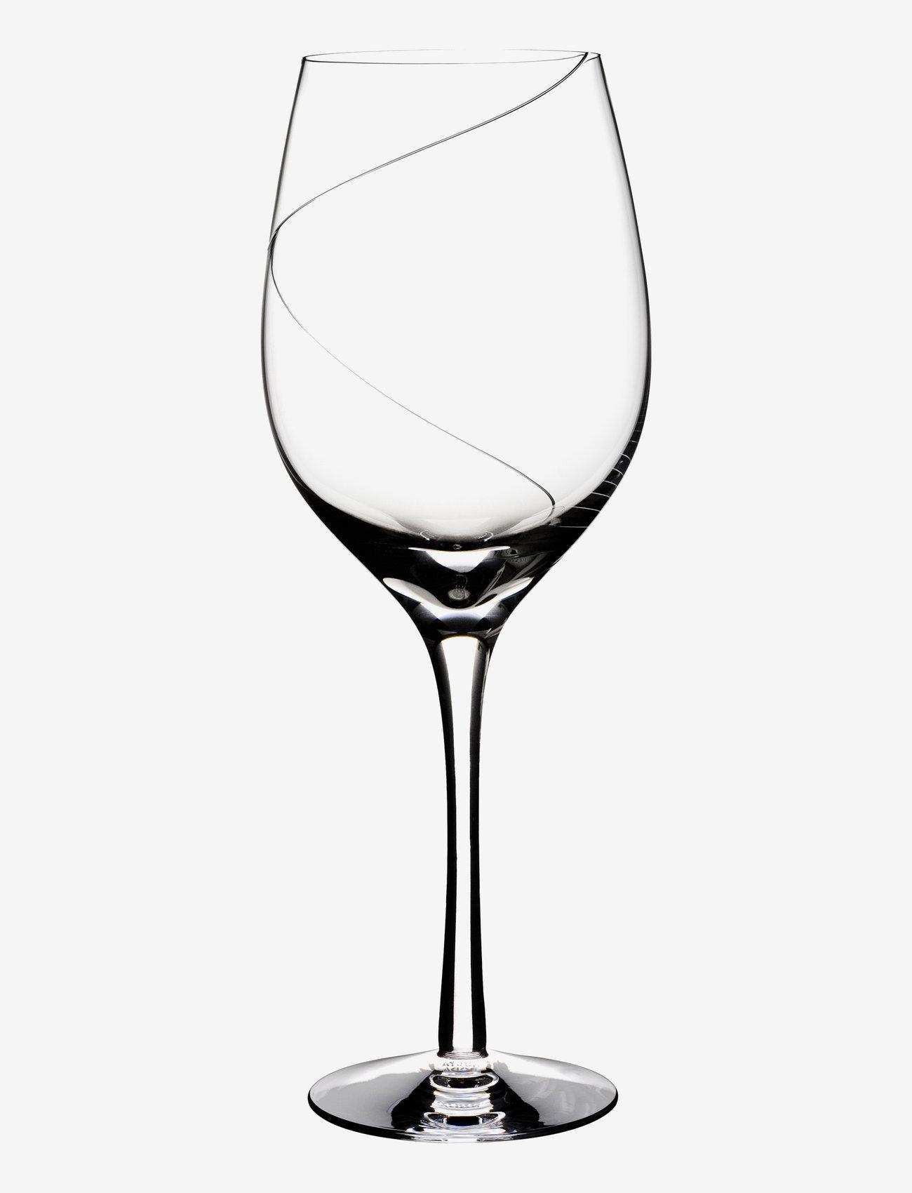 Kosta Boda - LINE XL WINE 67 CL (50CL) - vinglass - clear - 0