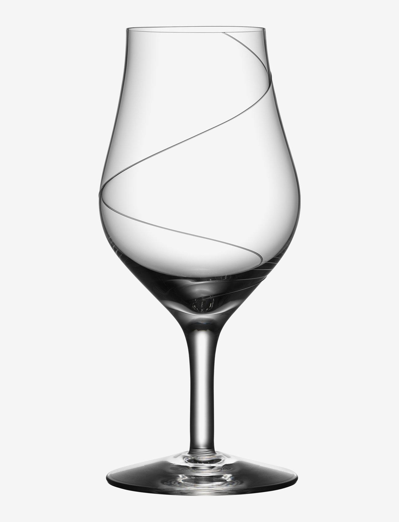 Kosta Boda - LINE COGNAC 20CL - whiskyglass & cognacglass - clear - 0