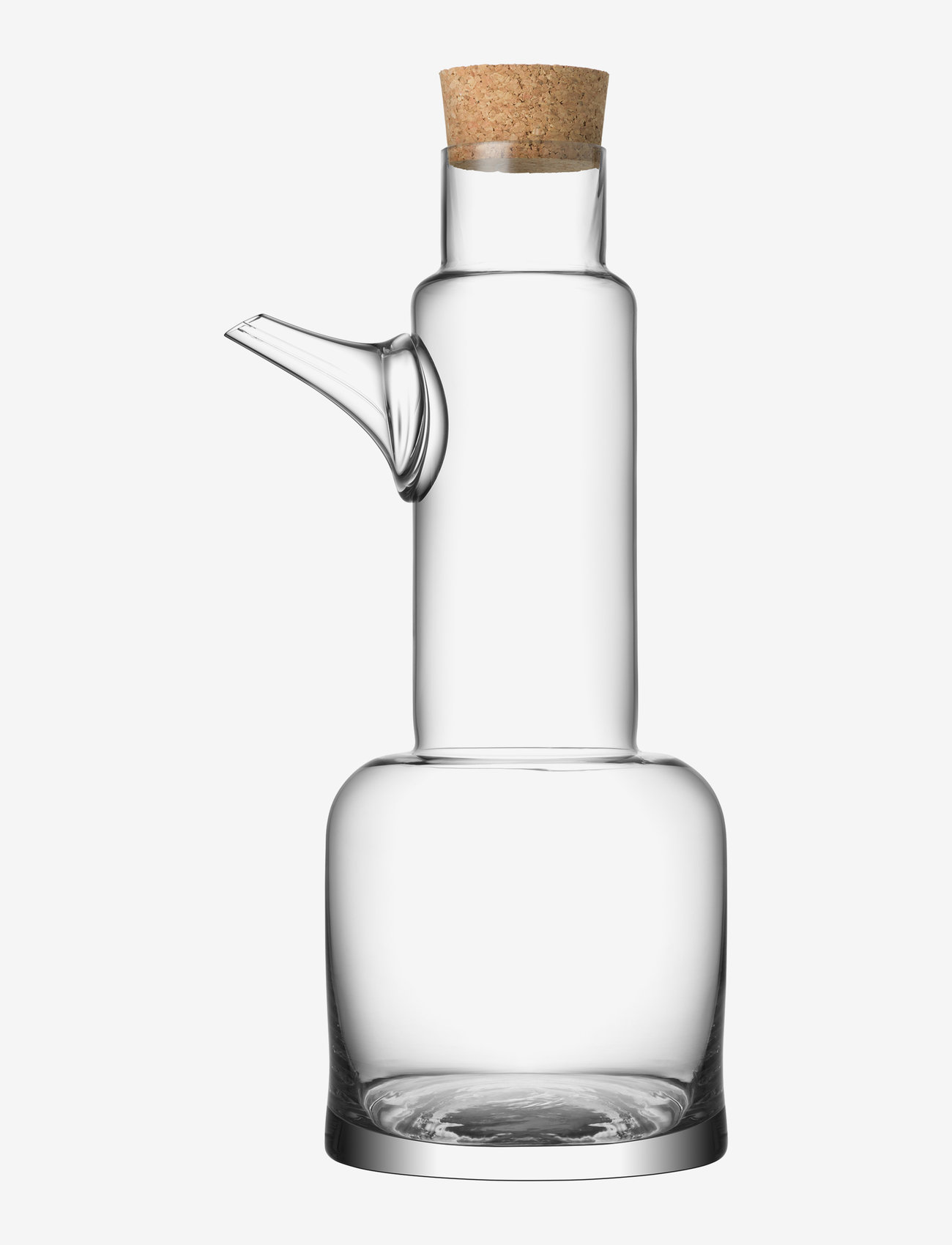 Kosta Boda - PICNIC CARAFE WITH CORK LID 157CL - 100–200€ - clear - 0