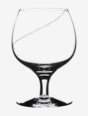 Kosta Boda - LINE COGNAC 26 CL (25CL) - whiskyglass & cognacglass - clear - 0
