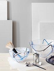 Kosta Boda - CONTRAST WHITE BOWL D 230MM - 100–200€ - white - 0
