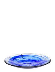 CONTRAST BLUE DISH D 380MM - BLUE