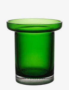 LIMELIGHT TULIP VASE APPLE GREEN  H 195MM - 100–200€ - green