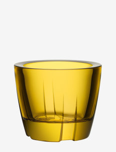 BRUK YELLOW VOTIVE - lyslykter - yellow