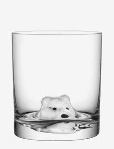 NEW FRIENDS TUMBLER ARTIC FOX 46 CL (40CL) - whisky & cognacglas - clear