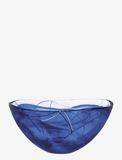 CONTRAST BLUE BOWL D 350MM - osta hinnan perusteella - blue