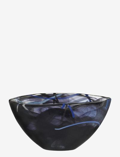 CONTRAST BLACK BOWL D 230MM - osta hinnan perusteella - black