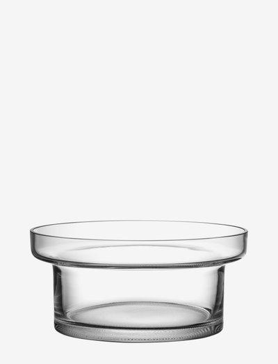 LIMELIGHT BOWL CLEAR D 245MM - serveringsskåler - clear