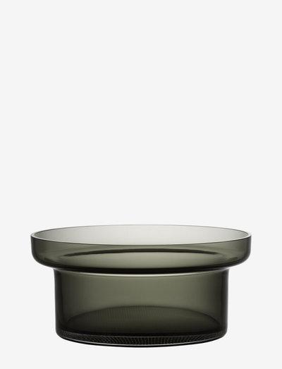 LIMELIGHT BOWL GREY D 245MM - serveringsskåler - grey