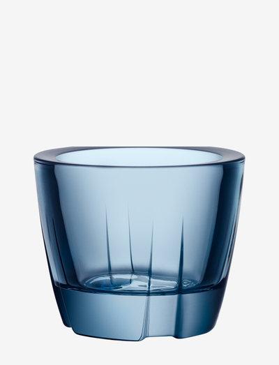 BRUK WATER BLUE VOTIVE - lyslykter - blue