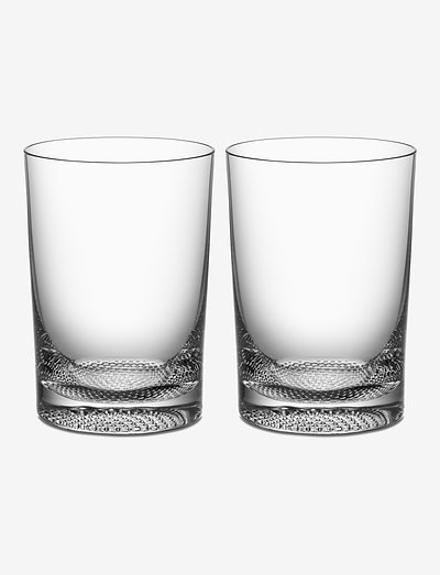 LIMELIGHT TUMBLER 22CL 2P - vannglass - clear