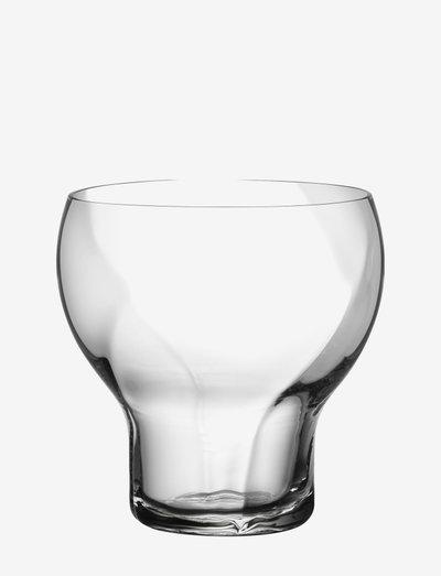 CRYSTAL MAGIC TUMBLER 25CL - vannglass - clear
