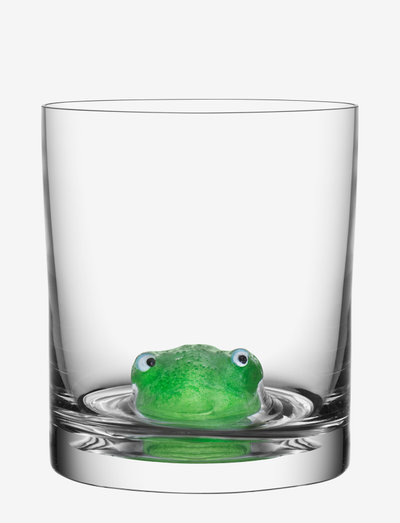 NEW FRIENDS TUMBLER FROG 46 CL (40CL) - whiskyglass & cognacglass - clear