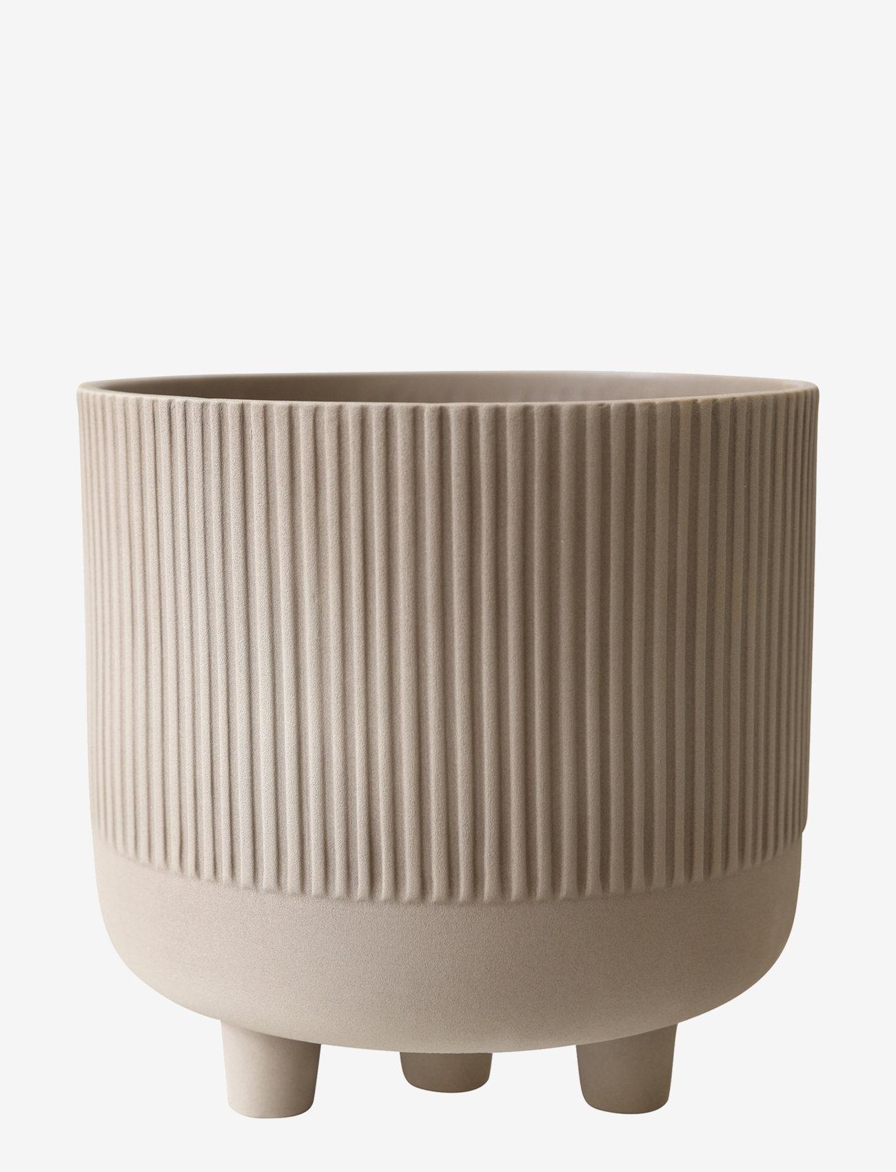 Kristina Dam Studio - Bowl - XL - tarjoilukulhot - terracotta - 0