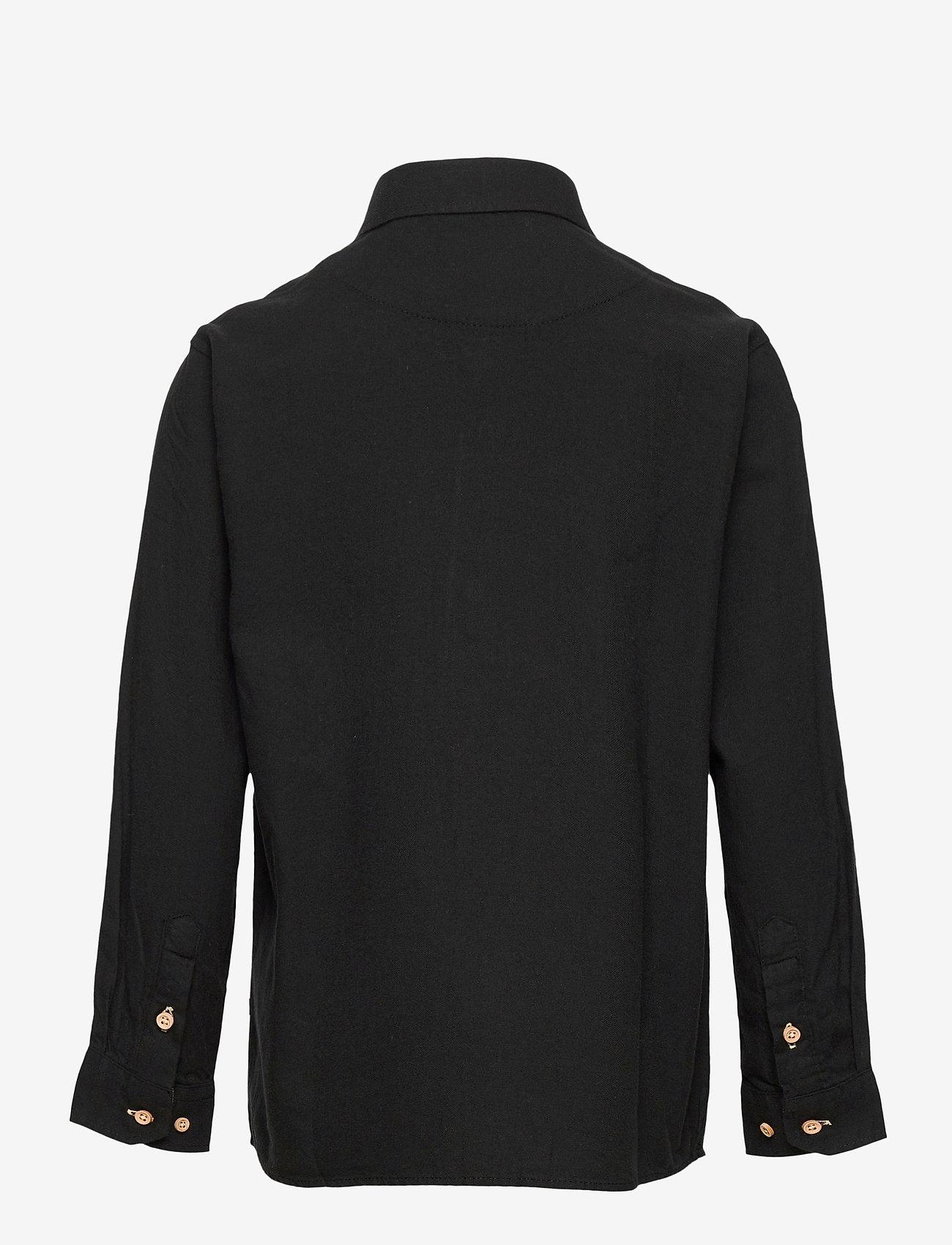 Kronstadt - Johan Diego - shirts - black - 1