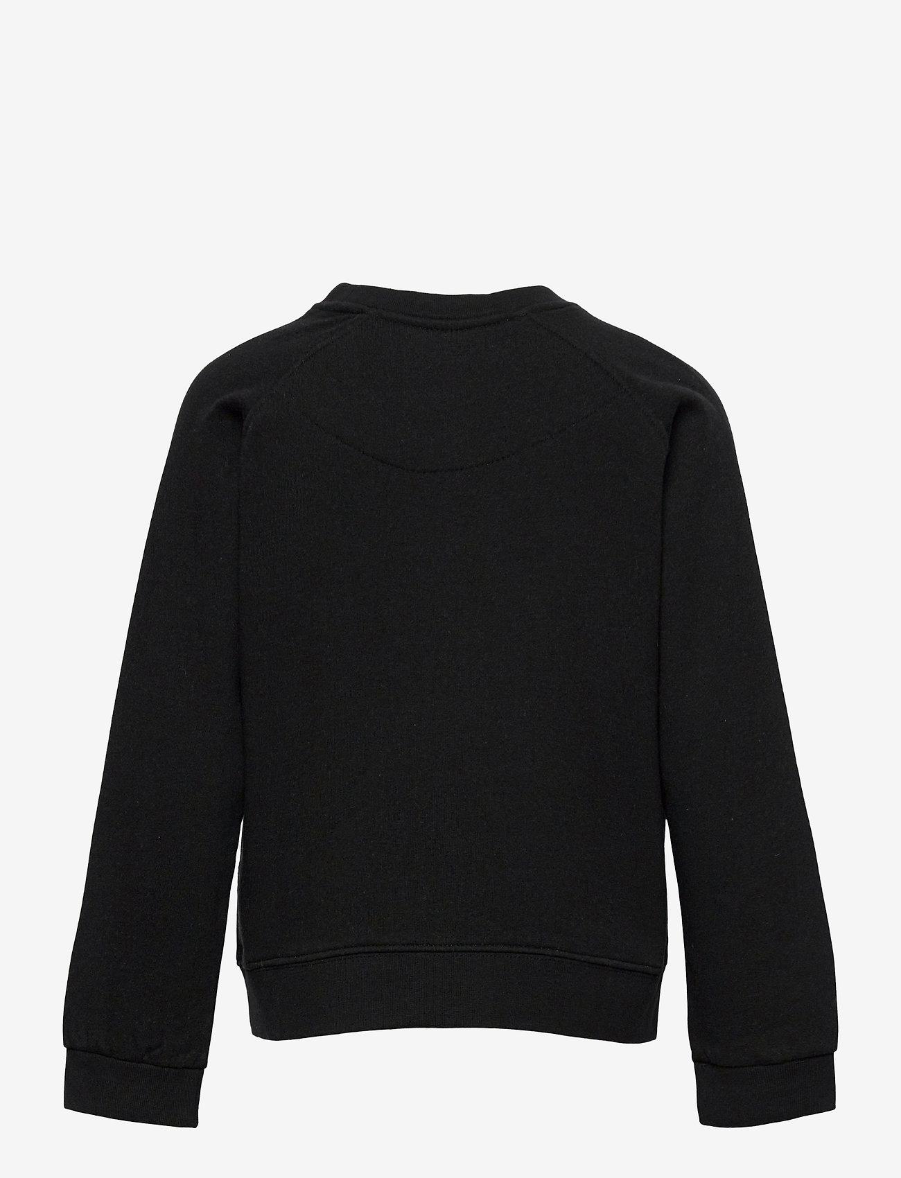 Kronstadt - Lars Crew Recycled - sweatshirts - black - 1