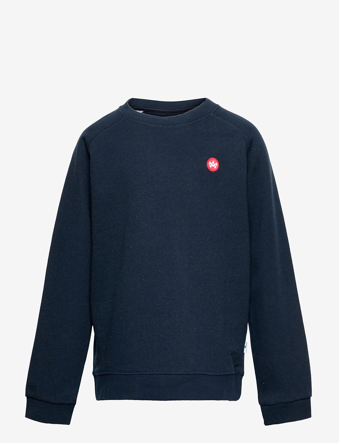 Kronstadt - Lars Crew Recycled - sweatshirts - navy - 0