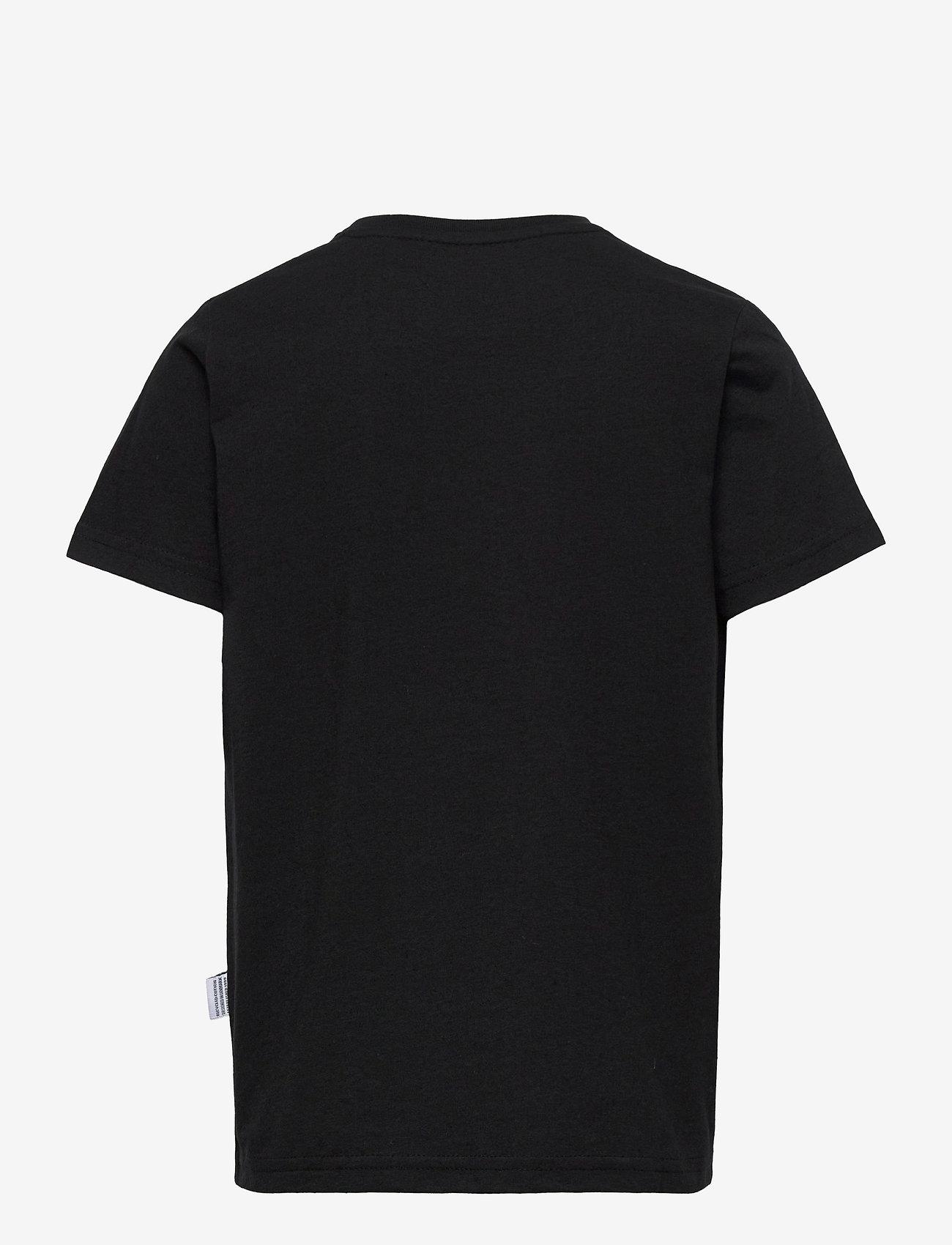 Kronstadt - Timmi Recycled - short-sleeved - black - 1