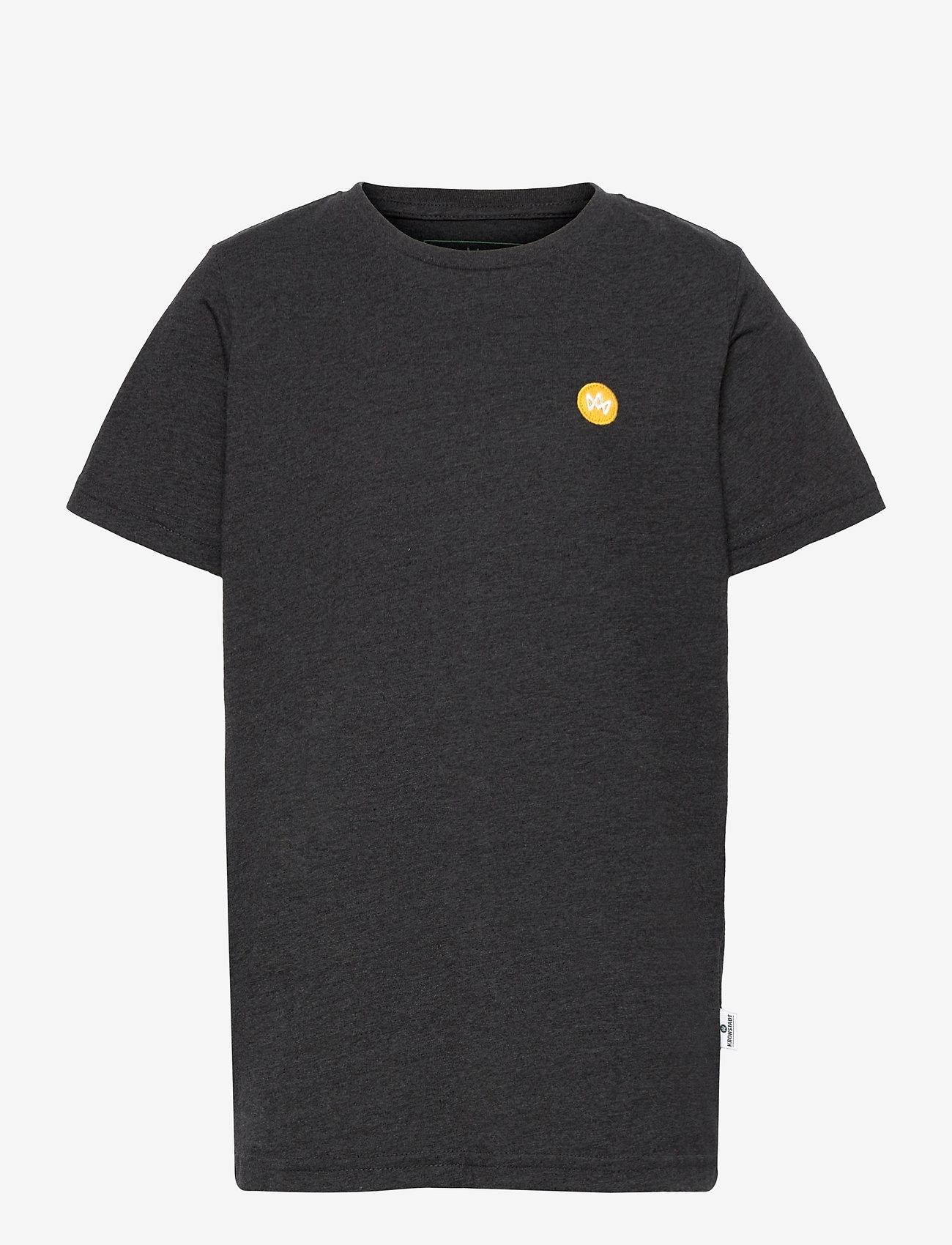 Kronstadt - Timmi LS Recycled - sweatshirts - marble - 0