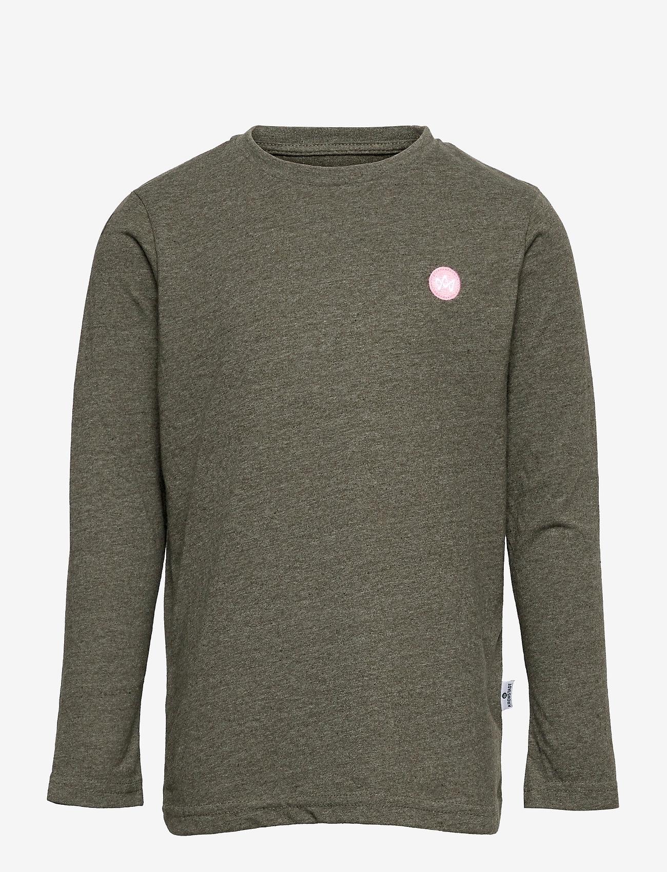 Kronstadt - Timmi LS Recycled - sweatshirts - sacramento - 0