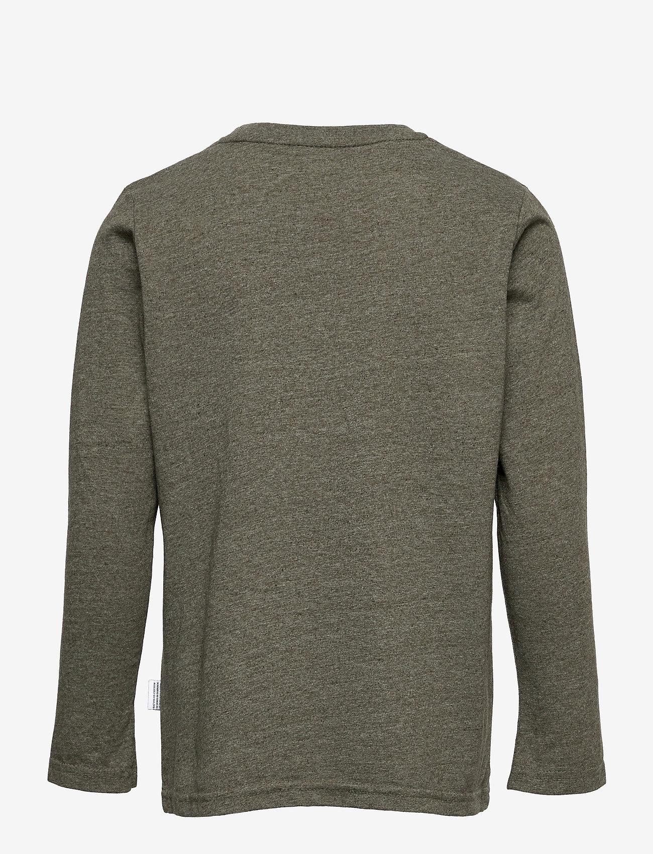 Kronstadt - Timmi LS Recycled - sweatshirts - sacramento - 1