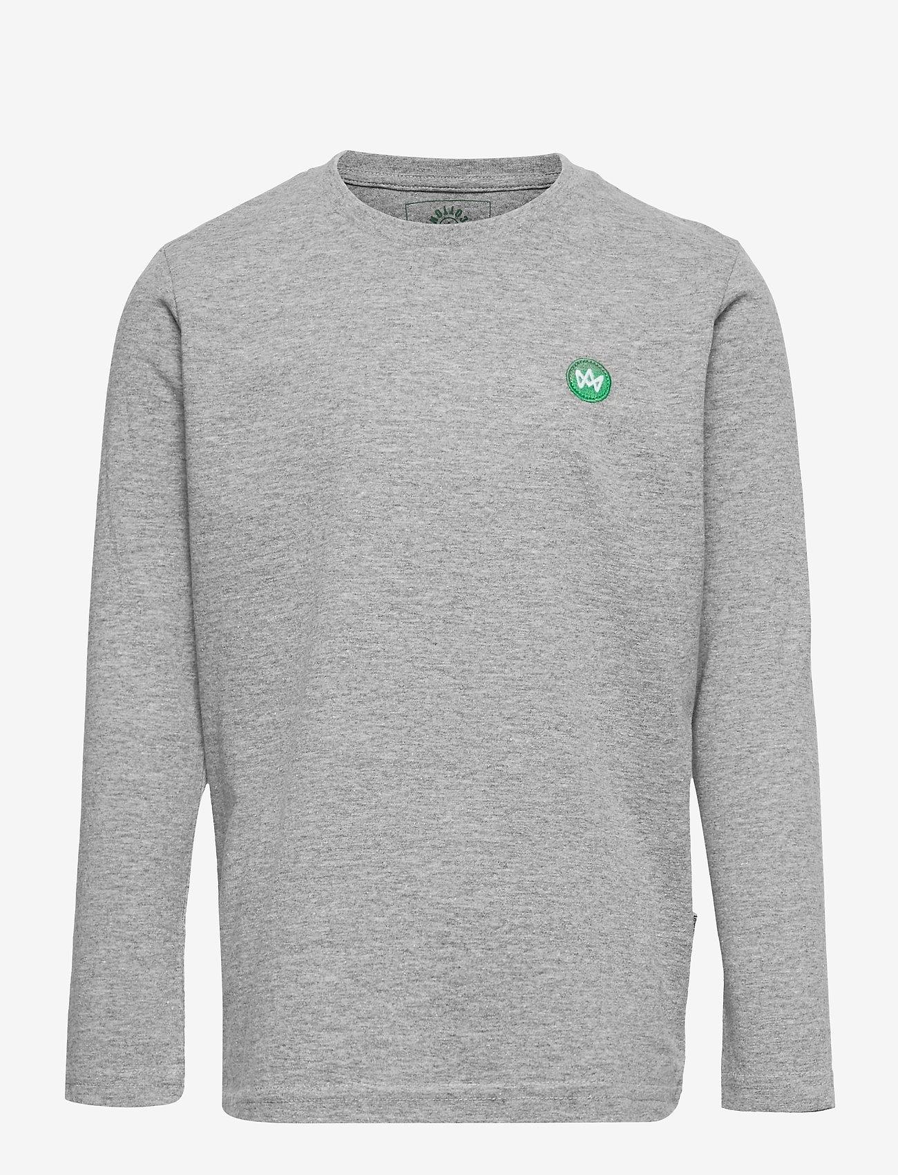 Kronstadt - Timmi LS Recycled - sweatshirts - twilight - 0